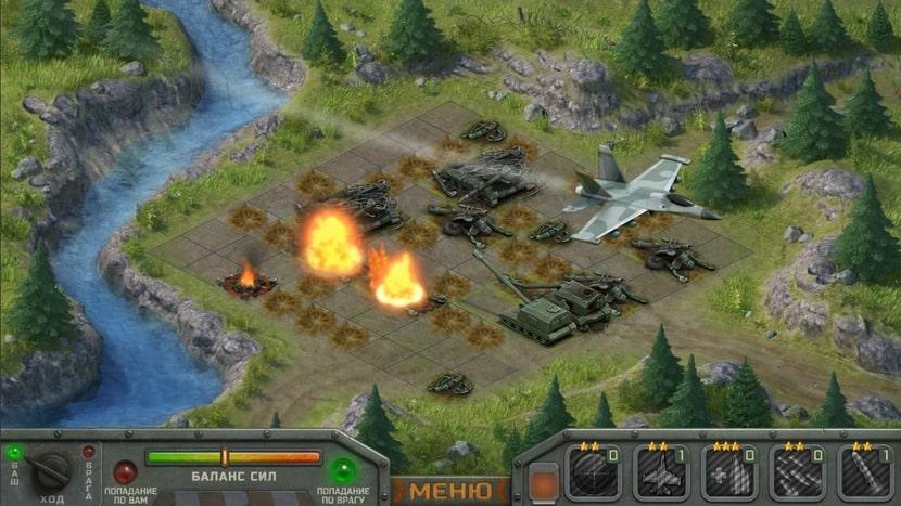 Артиллеристы: Демонстрация геймплэя